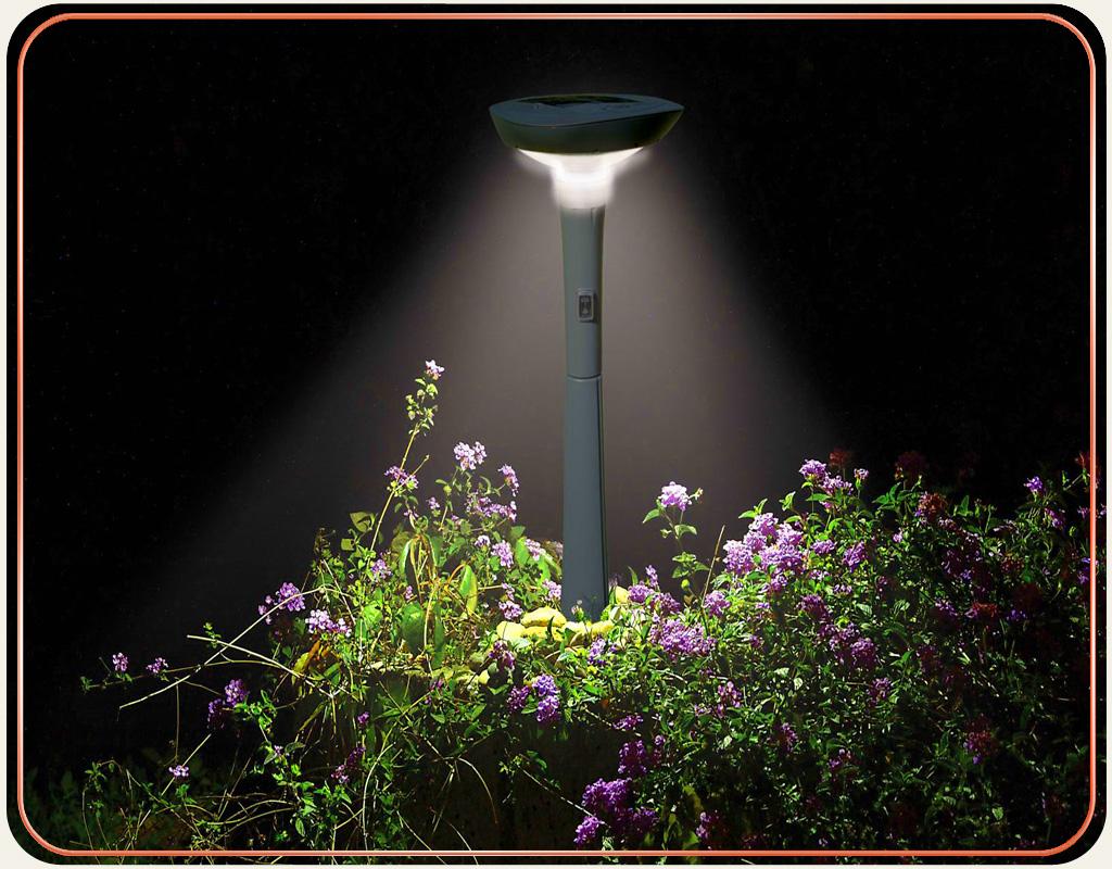 4. Преимущества и недостатки современных садовых фонарей