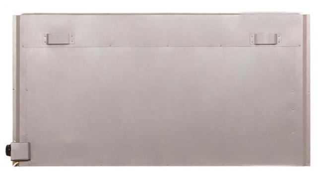 Керамический обогреватель Венеция ПКИТ 750 -вид сзади