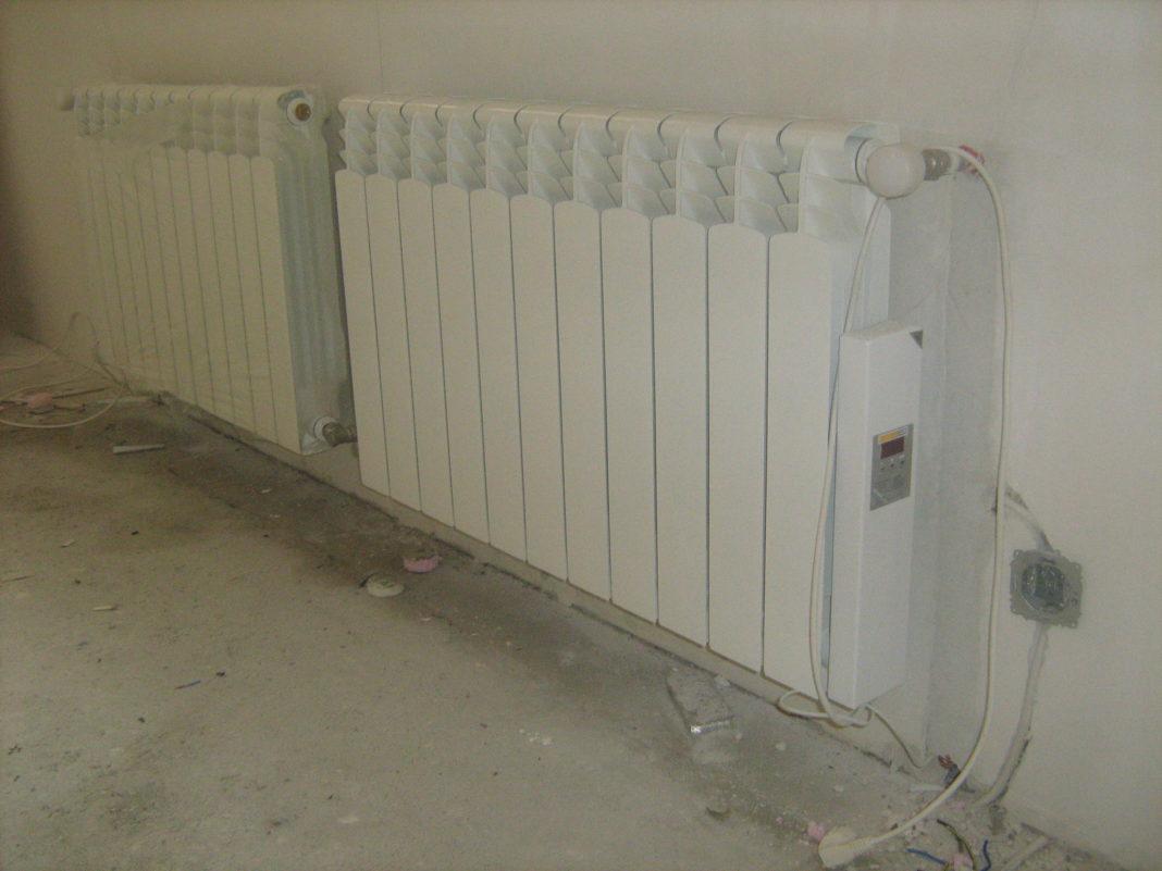 автономное электрическое отопление