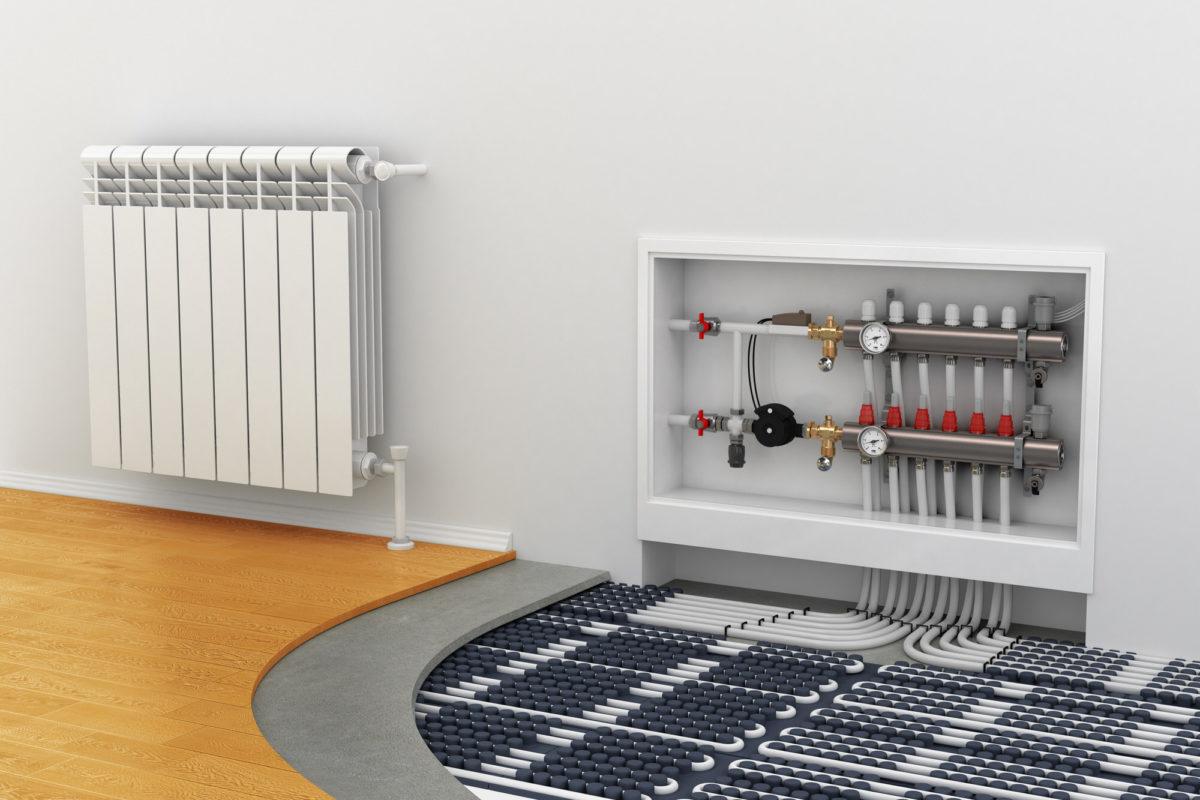 Отопление электричеством загородного дома