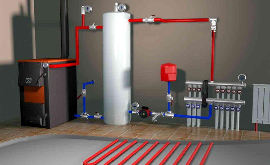 Системы отопления электрические