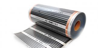 Инфракрасная плёнка Heat Plus Standart SPN-310
