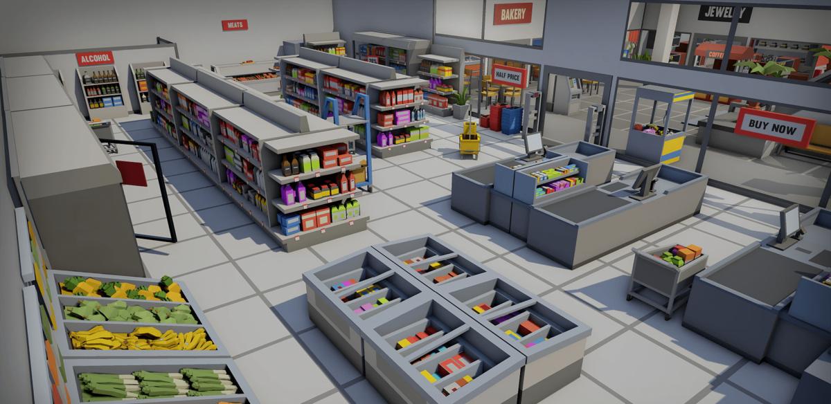 Отопление магазинов