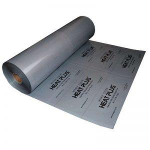 Инфракрасная плёнка Heat Plus Premium APN-410-220 Silver