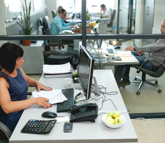 экономное отопление в офисе